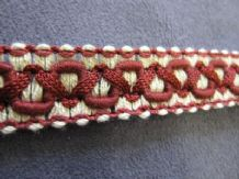 Chair braid trimming fabric material trim curtain edge